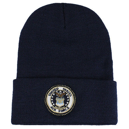 U.S. Air Force Emblem Beanie