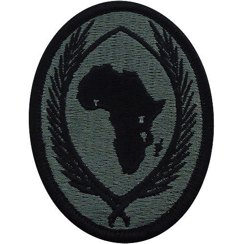 U.S. Africa Command ACU Patch