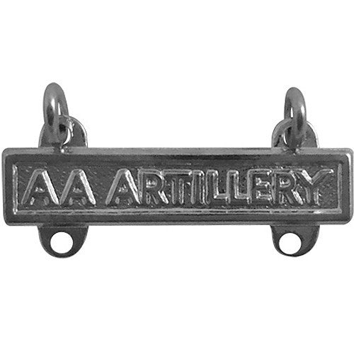 AA (Anti-Aircraft) Artillery Bar - Nickel Finish