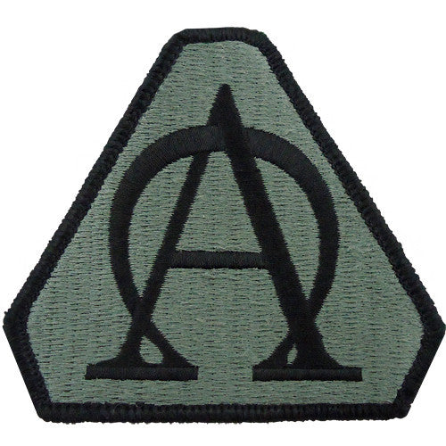 Army Acquisition Corps ACU Patch