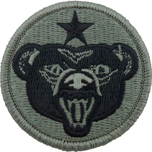 Army Alaska ACU Patch