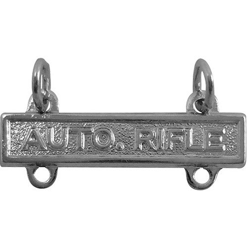Automatic Rifle Bar - Nickel Finish