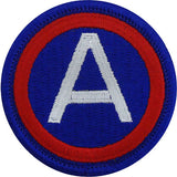 Army Central - (3rd Army) Class A Patch