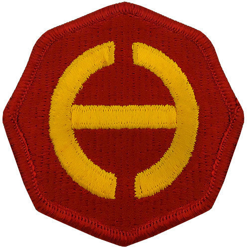 Army Garrison Hawaii Class A Patch