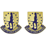 Reserve School Unit Crest (No Motto)