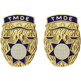 Test, Measurement, and Diagnostic Equipment Unit Crest (TMDE)