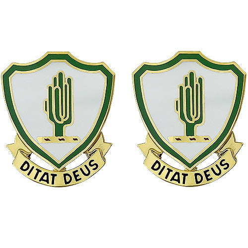Arizona National Guard Unit Crest (Ditat Deus)