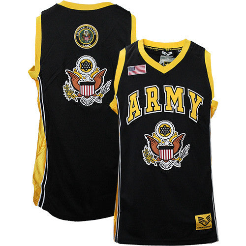 U.S. Army Basketball Jersey - Size Medium