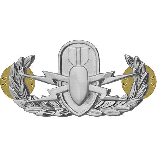 Explosive Ordnance Disposal (EOD) Badge - Basic