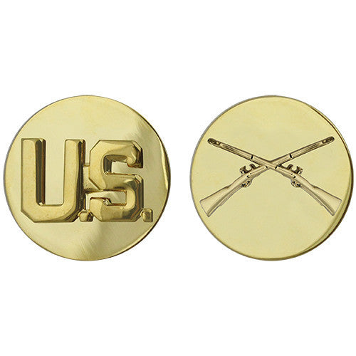 Infantry Branch Insignia - Enlisted