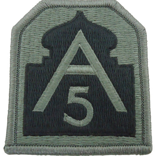 Army North (5th Army) ACU Patch