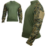 TRU-SPEC Marine Corps Woodland Digital Combat Shirt