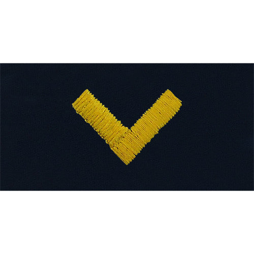 Navy Repair Technician Embroidered Coverall Collar Device