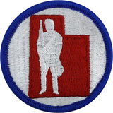 Utah National Guard Class A Patch
