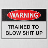 EOD Warning Label T-Shirt