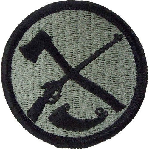 West Virginia National Guard ACU Patch