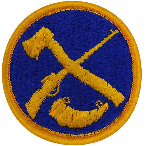 West Virginia National Guard Class A Patch