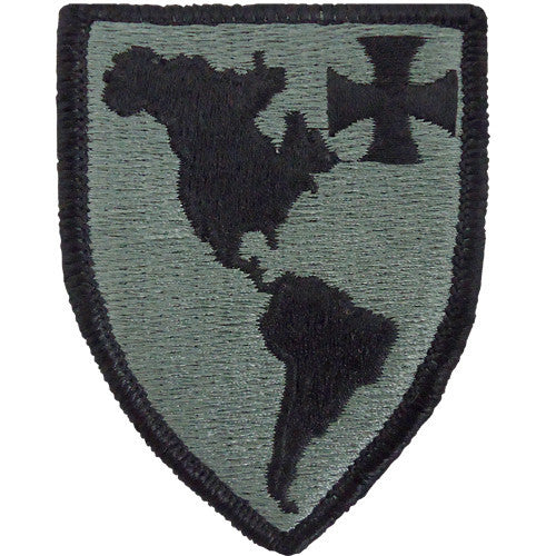 Western Hemisphere Institute For Security ACU Patch