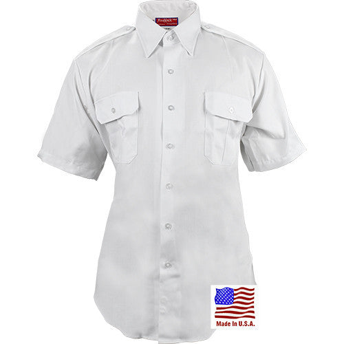 ASU White Dress Shirt - SS-14.5