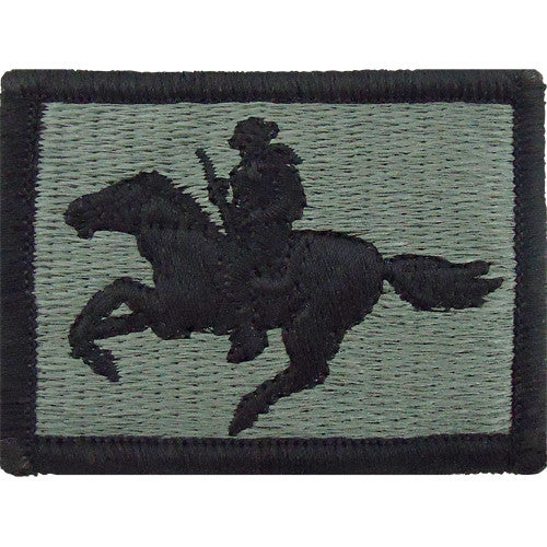 Wyoming National Guard ACU Patch