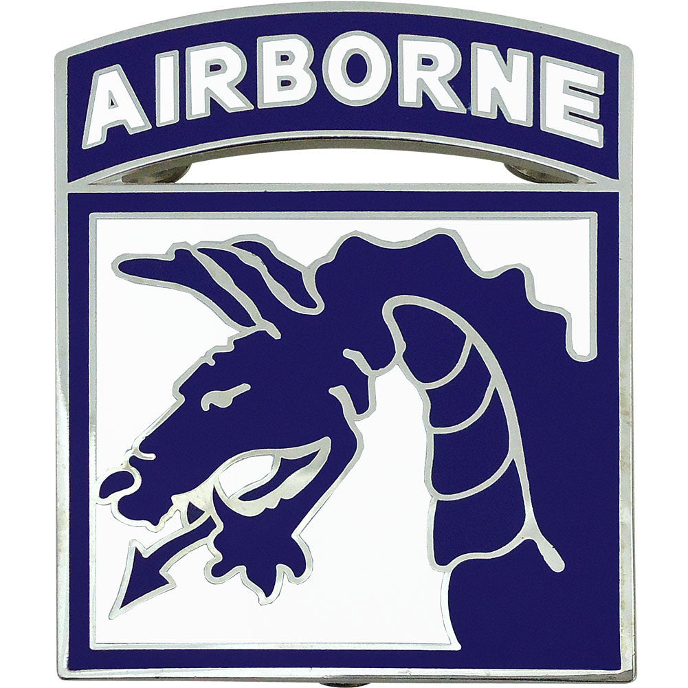 18th (XVIII) Airborne Corps Combat Service Identification Badge