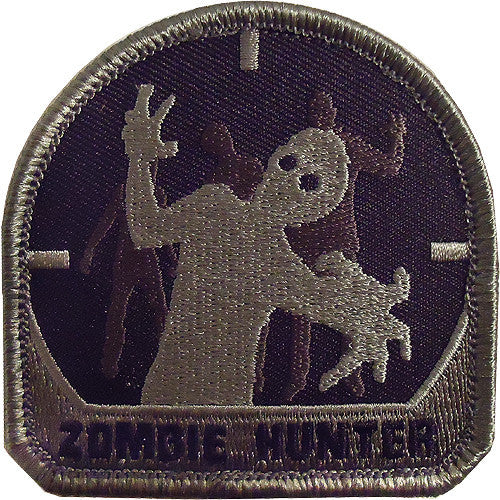 Zombie Hunter ACU Patch
