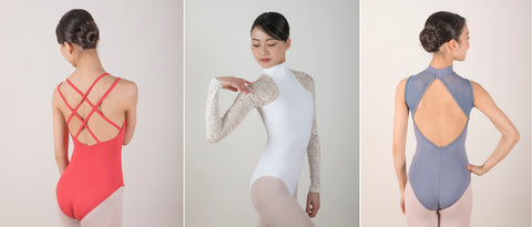 basilica dancewear leotards