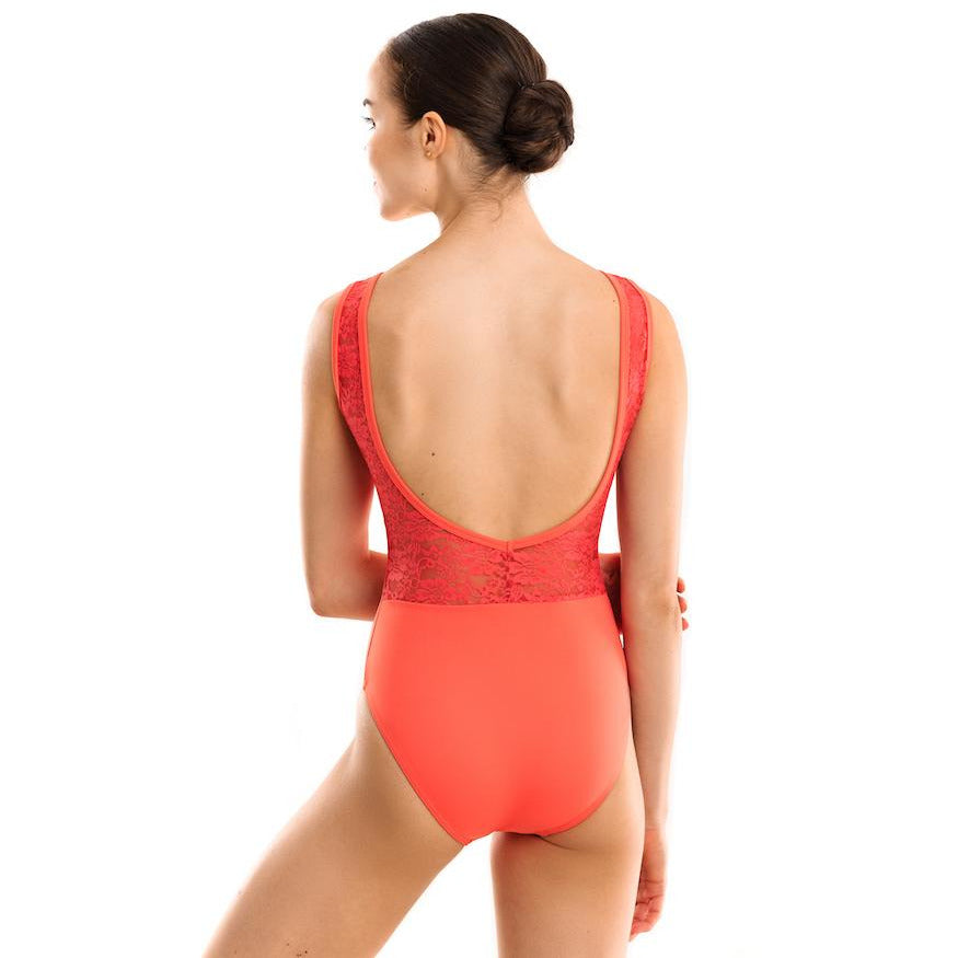 Kristin, women's leotard, BAW0326
