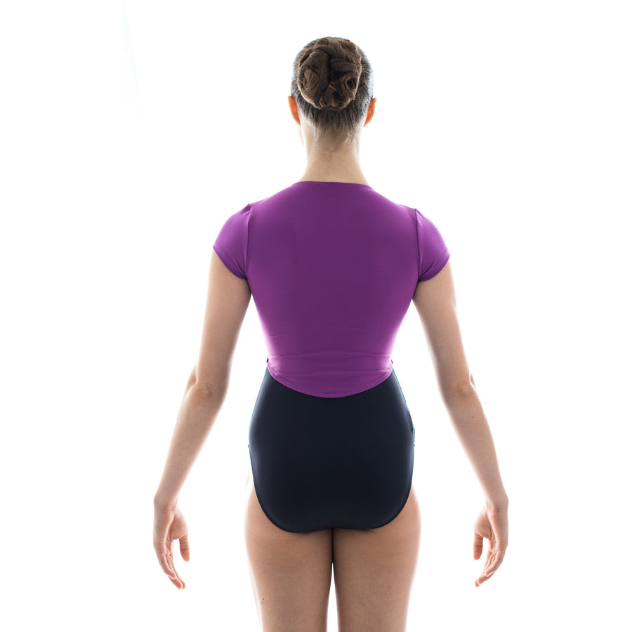Dionne Short Sleeve leotard