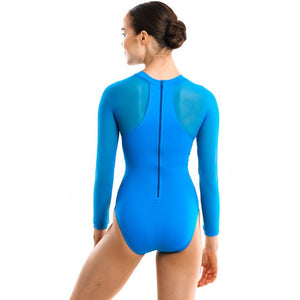 Lilla, women's leotard BAW0319