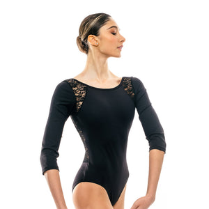 Lily, women's leotard BAW0313