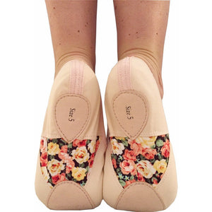 Helen of Troy, Pink Floral Ballet Shoes Wide Offer
