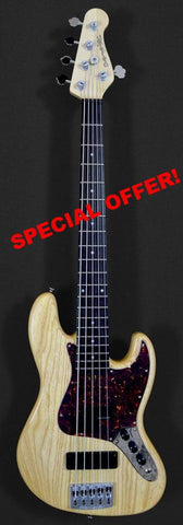 SPECIAL OFFER! Overwater J Series Classic Custom 5 (Ser. No. 17-4018)