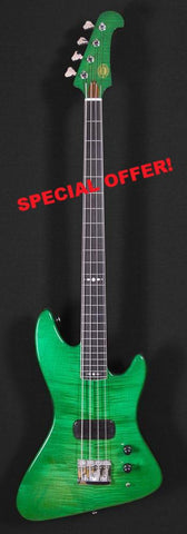 SPECIAL OFFER! Overwater Original Series Custom 4 Fretless