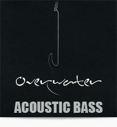 Overwater Acoustic Bass String Set