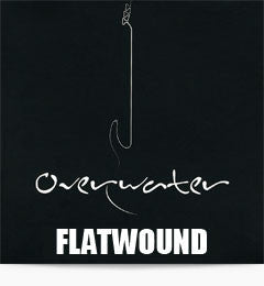 Overwater Flatwound String Set