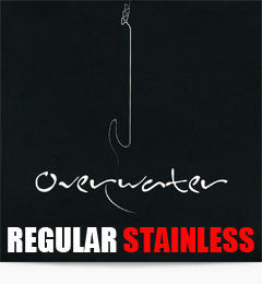 Overwater Regular Stainless Steel String Set