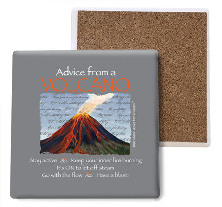 Advice from a Volcano Coaster