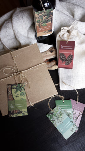 Plant a Tree Gift Tags