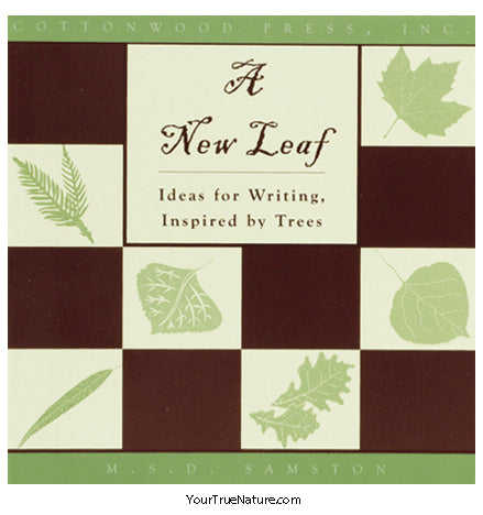 A New Leaf - Ideas for Writing, Inspired by Trees