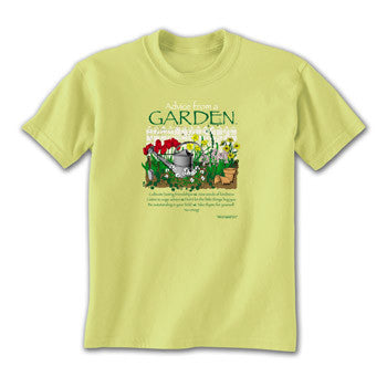 Advice from a Garden T-Shirt - Ladies Cut
