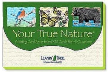 .Advice from Nature Greeting Card Set