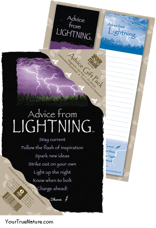 Advice from Lightning Gift Pack