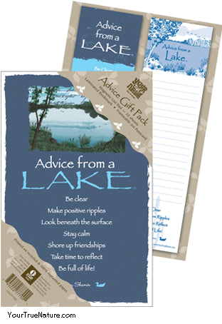 Advice from a Lake Gift Pack