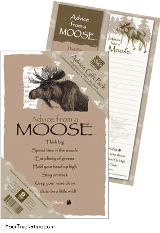 Advice from a Moose Gift Pack