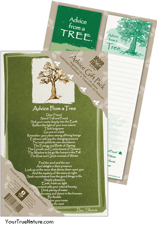Advice from a Tree Gift Pack