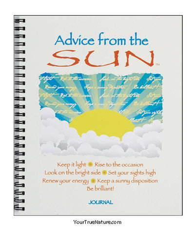 Advice from the Sun Journal