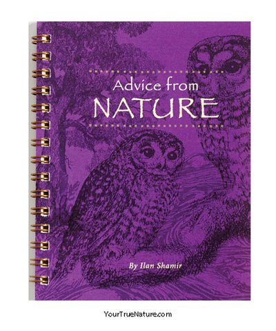 Advice from Nature Minibook