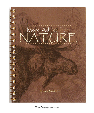 More Advice from Nature Minibook