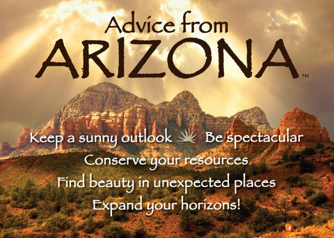 Advice from Arizona - Jumbo Magnet